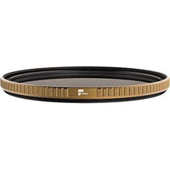 PolarPro QuartzLine 77mm ND64 Camera Filter (6-Stop Neutral Density Filter)