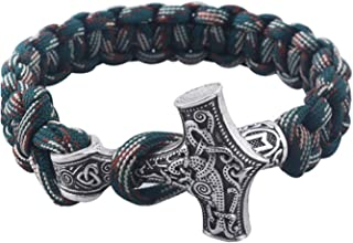 Handmade Opening Vikings of Midgard Bangle Double Wolf Faucet Head Bracelet Two-Headed Wolf Bracelets