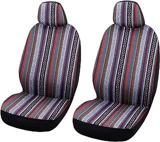 Universal Delux Baja Blanket Bucket Seat Covers Car Front Seats(2 Front Seats)