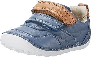 Clarks Tiny Aspire, Chaussures Bébé Quatre Pattes (1-10 Mois) Garçon