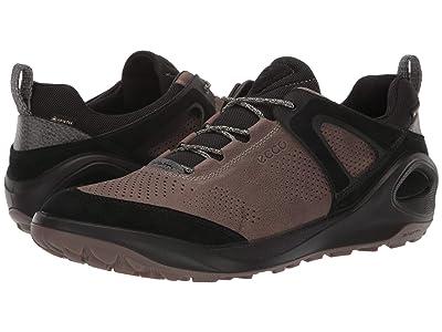 ECCO Sport BIOM 2GO Sneaker (Black/Dark Clay) Men