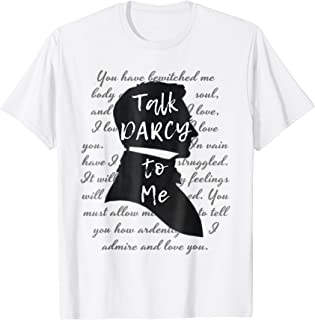 Literary t shirt Jane Austen Gifts Book Lover tshirt