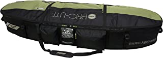 Pro-Lite Finless Coffin Surfboard Travel Bag Triple/Quad