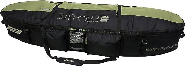 Pro-Lite Finless Coffin Surfboard Travel Bag Triple/Quad