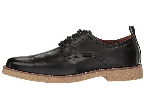 Altiplano Simulado Leatherredwood De Oxford Negro Oscuro Leatherblack Ciervos Marrón Blackcognac Del Los Comodidad Machos IRqaq