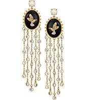 Kate Spade New York - Grandmas Closet Statement Earrings