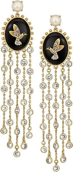 Grandmas Closet Statement Earrings