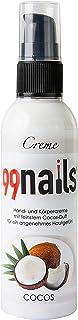 99unghie della mano & Crema Corpo Cocos, 1er Pack (1X 100ML)