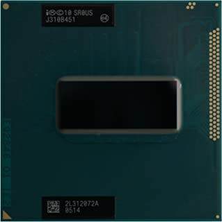 Intel Core i7-3940XM SR0US 3.0GHz 8MB مقبس وحدة المعالجة المركزية فائق الإصدار G2 988-pin