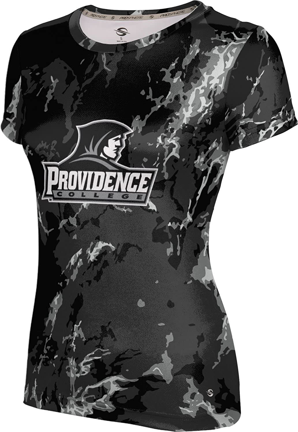 ProSphere Providence College Girls' Performance T-Shirt (Marble)