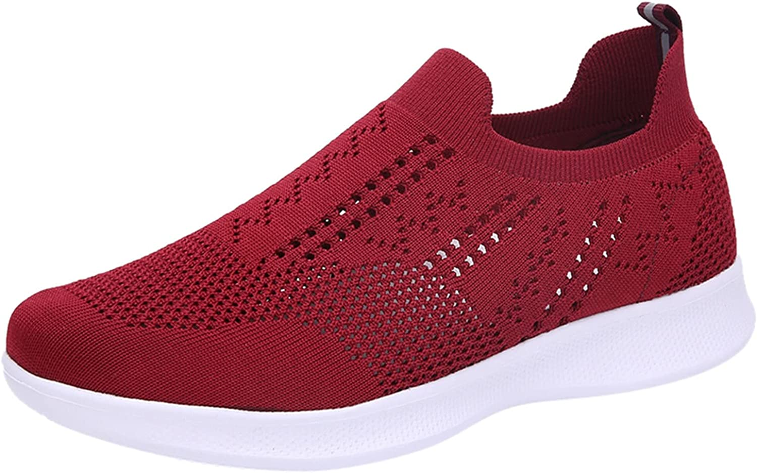 Couples Women Outdoor Mesh Sports Shoes Runing Breathable Shoes