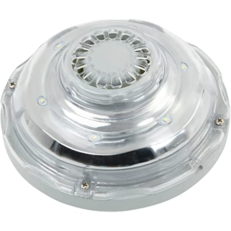 Intex Hydroelectric LED Pool Light for 1.25in Pool Fittings