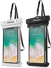 ProCase Bolsa Estanca Universal para iPhone SE 2020/iPhone 11 Pro Max/XS/XR/6S Plus, Galaxy S20 Ultra/S10+/J7, Huawei P8 Lite, Xiaomi A1/Redmi Note 5, hasta 6,9