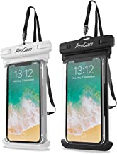 ProCase Universal Waterproof Case Cellphone Dry Bag Pouch for iPhone 11 Pro Max Xs Max XR XS X 8 7 6S Plus, Galaxy S10 Plus S10 S10e S9+/Note 10 10+ 5G 9 8, Pixel 4 XL up to 6.8