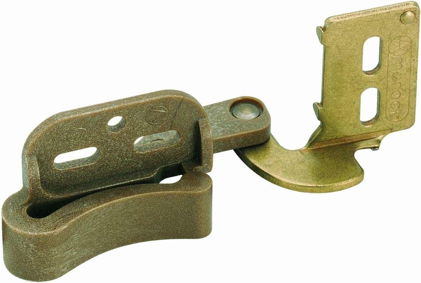 Max 80% OFF Amerock excellence BP2606BB Marathon Knife Hinge Self Closing Overlay with