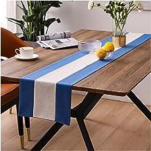 Burlap Table Runner, bondgårdstil Jute Runner Rustik för lantliga bröllopsdekorationer, matsal kaffebryggare (färg: G, sto...