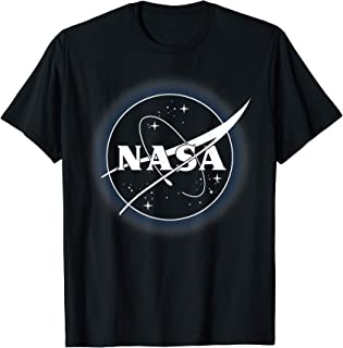 NASA Particle Logo T-Shirt