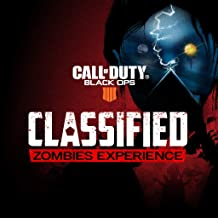 Call of Duty: Black Ops 4 - 'Classified' Zombies Experience - PS4 [Digital Code]