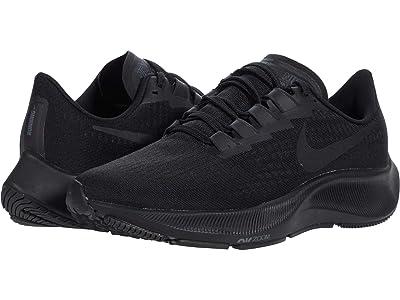 Nike Air Zoom Pegasus 37 (Black/Black/Dark Smoke Grey) Men