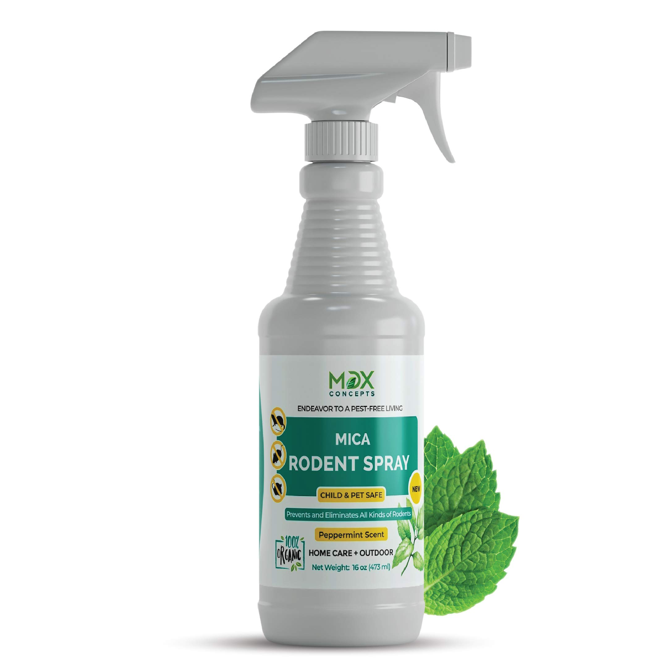 MDXconcepts Mice Repellent Substitute Guaranteed