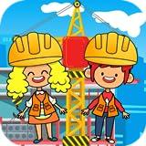 My Pretend Construction Workers - Kids Little Builder Games