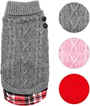 Best dog sweaters with leash hole Reviews