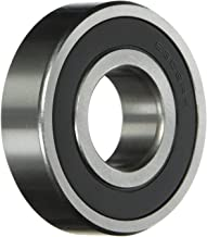 Four (4) 6306-2RS Sealed Bearings 30x72x19 Ball Bearings/Pre-Lubricated (Pack of 4)