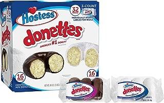 hostess powdered donettes