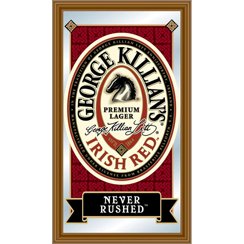 George Killian's Irish Red Framed Logo Mirror
