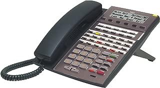 NEC 1090021 - NEC DSX 34B Display Telephone with Speakerphone and Backlight, Black (Renewed)