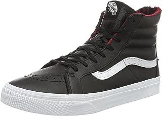 Womens Plaid Flannel SK8-Hi Slim Zip Sneaker