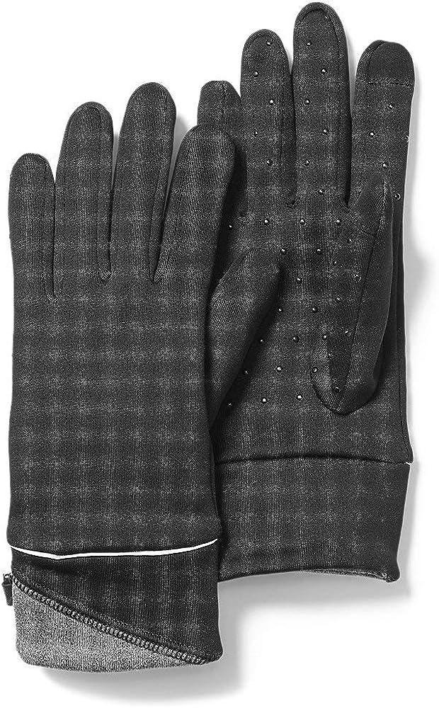 Eddie Bauer Women's Crossover Fleece Touchscreen Gloves
