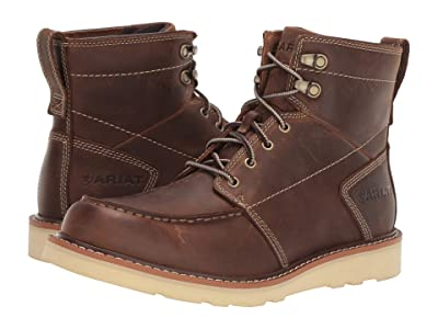 Ariat Recon Lace (Distressed Brown) Men