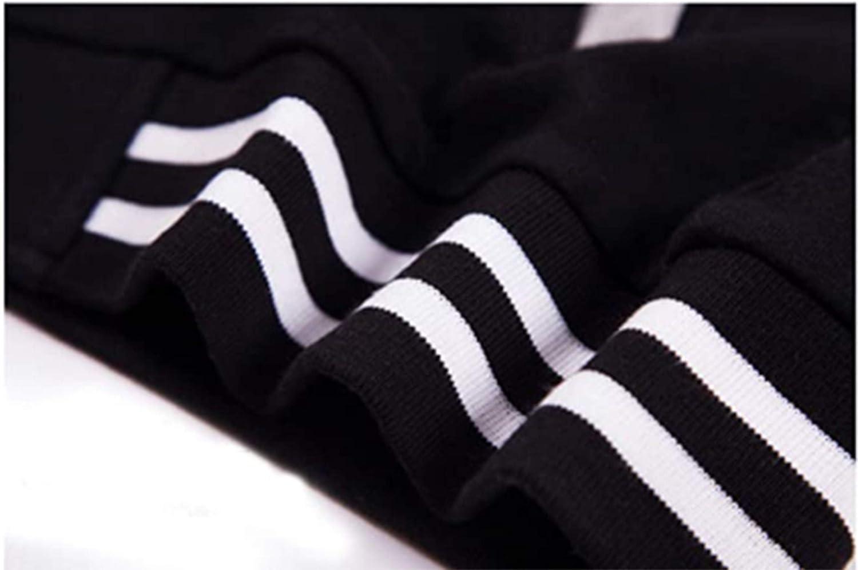 Hananime Nightmare Before Christmas Woman Man//Unisex Regular Baseball Uniform Jacket Sport Coat Plus Velvet Black Gift