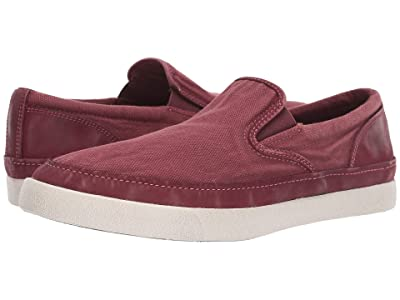 John Varvatos Jet Slip-On (Chianti) Men