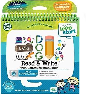 LeapFrog LeapStart Pre-Kindergarten Book, Read & Write with Communication Skills