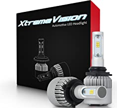 XtremeVision 7G 72W 16,000LM - 9006 LED Headlight Conversion Kit - 6500K CSP LED - 2019 Model