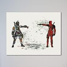 Star Wars Deadpool vs Boba Fett Bounty Hunter 11