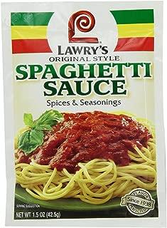 Lawry's Spaghetti Mix, 1.5 oz