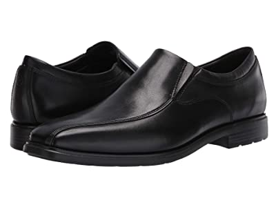 Rockport DresSports Business 2 Slip-On (Black Glass) Men