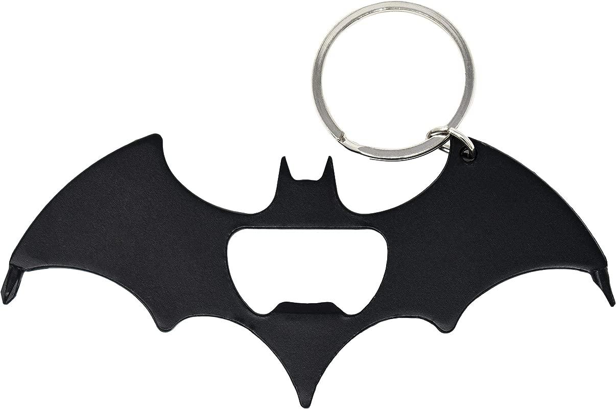 Paladone DC Comics Batman Multi Tool Bottle Opener Keychain