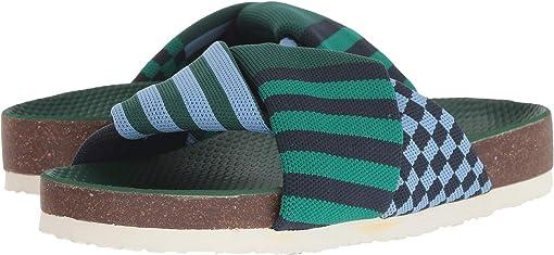 Golf Green/Multicolor