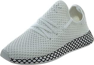 adidas Originals Deerupt Runner Shoe - Men's Casual 10 White/Black