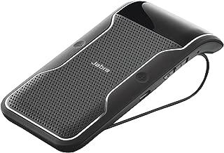 Jabra JOURNEY Bluetooth In-Car Speakerphone - Retail Packaging - Black (Discontinued by Manufacturer)