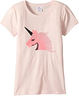 Magic Two-Way Sequins Unicorn T-Shirt (Toddler/Little Kids/Big Kids)