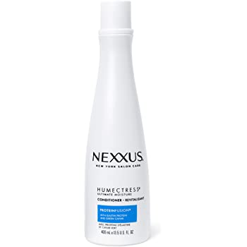 Nexxus Humectress Conditioner For Dry Hair Ultimate Moisture With Caviar & Protein Complex 13.5 oz