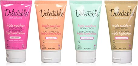 Delectable by Cake Beauty Bod Squad Triple Moisture Body Lotion Collection