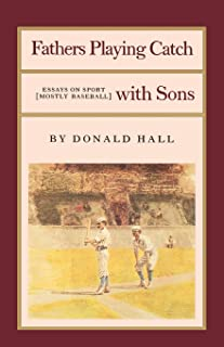 Fathers Playing Catch with Sons (Mostly Baseball)