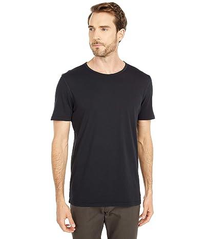 BOSS Hugo Boss Tokks T-Shirt with Sun-Bleached Effect (Black) Men