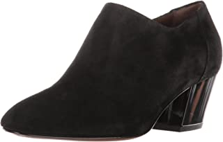 Aquatalia Women's Fawna Dress Suede Ankle Bootie